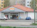 """Referenz REAL Projekt: Getränkefachmarkt """"Fristo"""" in Berlin-Neukölln, Rudower Straße"""
